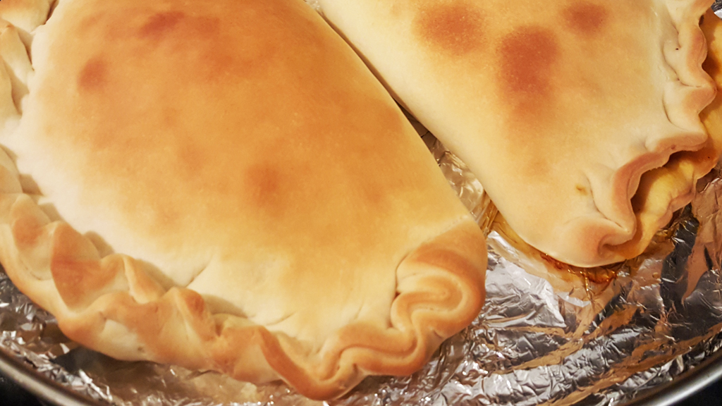 Turkey Calzone Pizza