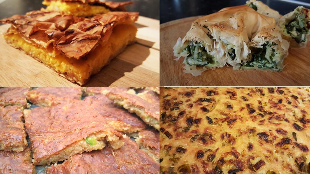 Albanian Pies
