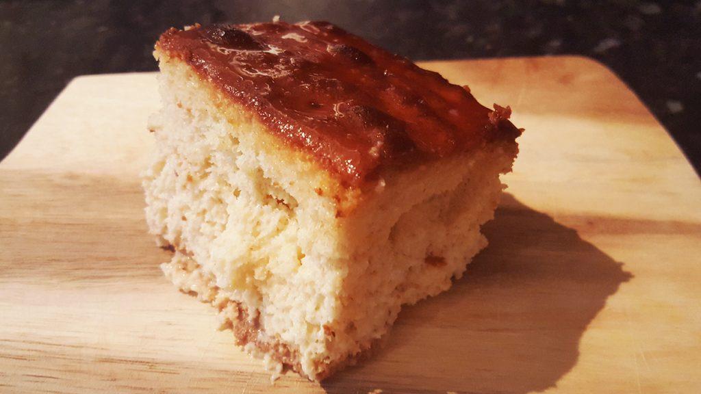 Albanian Three Milk Cake - Trilece
