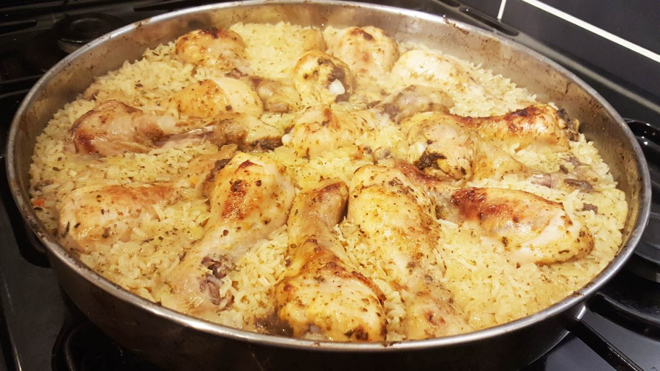 Albanian chicken pilaf pule me oriz my albanian food for Albanian cuisine kuzhina shqiptare photos