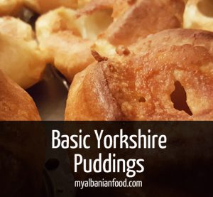 Basic Yorkshire Puddings