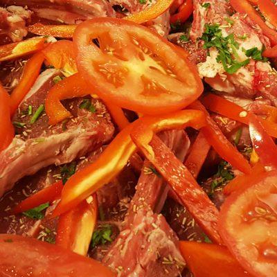 Albanian Meat Dish