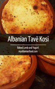 Albanian Tave Kosi