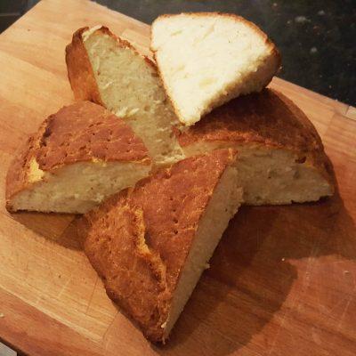 Albanian Kulaç, Albanian Soda Bread