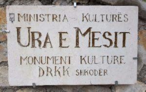 Mes Bridge, Shkoder, Albania