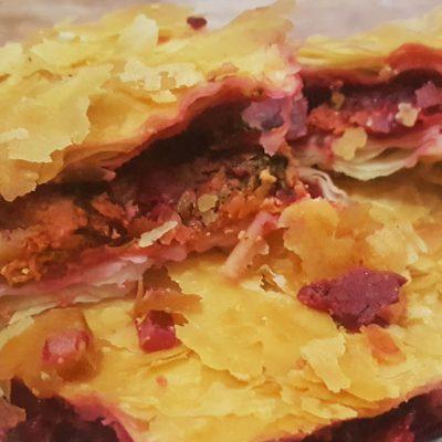 Beetroot Pie, Byrek me Panxhar