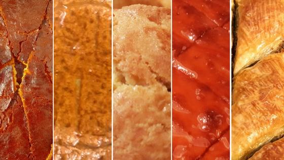 Albanian Puddings